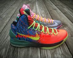 Nike What The KD V