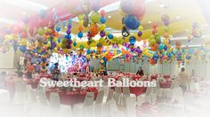 "Sweetheart Balloons, where joyful thoughts and delightful happenings all come hand in hand.  Sweetheart Balloons has made a name for generations with only one thing in mind, ""Total customer satisfaction"".    823 Salazar Street Binondo, Manila, Philippines   Jevon G. Tan Tel No. (02) 524-9882 (02) 241-9917 (02) 985-0078 (02) 215-9970  Mobile:  Sun:       09228908682 Globe:     09178908628 Smart:     09209266448 Balloon Clusters, Balloon Ceiling, Manila Philippines, Sleepless Nights, Happenings, Joyful, Globe, Balloons, Parties"