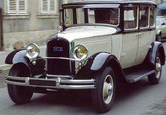 Citroen Type AC 6 - C6, voiture routière - 1928  La Citroen Type AC 6 ou C6 et C6 F, cet ancien véhicule fut produit de 1928 à 1932, 2 motorisations de 2.4L à 2.6L présentant des puissances de 45ch à 50ch, cette Citroen Type AC 6 ou C6 F a été produite en 50000 exemplaires.