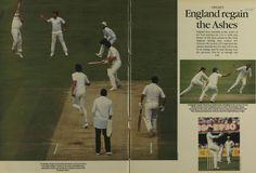 England regain the Ashes  Illustrated London News  Tuesday 1 October 1985 (scheduled via http://www.tailwindapp.com?utm_source=pinterest&utm_medium=twpin&utm_content=post179583115&utm_campaign=scheduler_attribution)