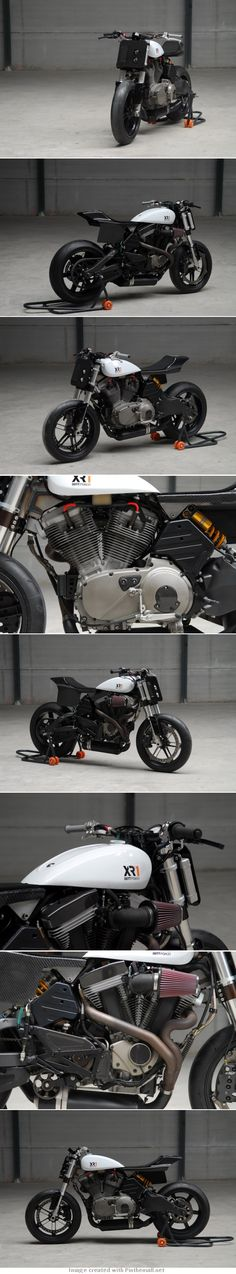 BOTT XR1 | stunning street-tracker #custom #motorcycle built by Bottpower