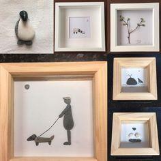 #animals #bird #pebbleart #picture #seashore #seaglass #beach #dog #ideas #picture #pebblebeach