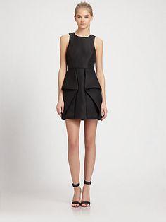 Tibi - Simona Jacquard Dress - Saks.com