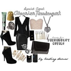 """Aloysius ""Special Agent"" Pendergast from Pendergast Novels by Leading Dames"" by leadingdames on Polyvore"