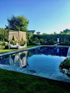 Nantucket by Design VIP cocktail party Hamptons House, The Hamptons, Outdoor Swimming Pool, Swimming Pools, Fancy Houses, Wine Parties, Outdoor Living, Outdoor Decor, Nantucket