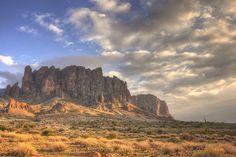 Superstition Mountains Az :)