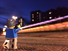As the city comes alive | Legography by Andrew Whyte