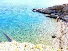 Stara Baska (Old Baska) (nice beach with little else to do) - Krk Island, Croatia