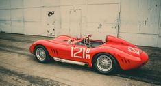 #Maserati 250S #italiandesign