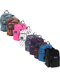 48 Best Jansport Backpack Images On Pinterest Jansport Big Student