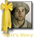 Most of you all know but for those that don't,This is the story of a young man SSgt Matt Maupin the reason for The Yellow Ribbon Support Center, he Touched so many Hearts that 1000's of packages have been sent to Our Troops in Harms Way & gave Scholarships in the names of Fallen Heroes.Let Us Never Forget all Our Fallen Heroes & Our Troops now Serving. We want to Thank Everyone for your continued Support & hope to see you all for the 7th Annual Let Us Never Forget Scholarship Dinner…