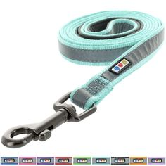 Pawtitas Reflective Dog Leash Padded Dog Leash 6-ft * Continue to the product at the image link.