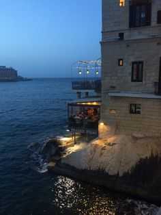 Meal with family and friends here at Barracudas' for Hayley's night before party. Malta Sliema, Malta Gozo, Capital Of Malta, Malta Island, Southern Europe, Mediterranean Sea, Archipelago, Community Art, Beautiful Islands