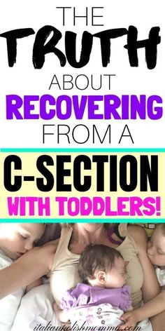 How to survive a c-section recovery with toddlers at home! Here are 15 tips to help moms recover fast from a c-section delivery while taking care of toddlers at home that won't let you rest! - Pregnacy and moms Baby Trivia, Postpartum Recovery, Postpartum Care, Breastfeeding After C Section, Pregnancy After C Section, Breastfeeding Help, C Section Workout, C Section Scars, C Section Recovery