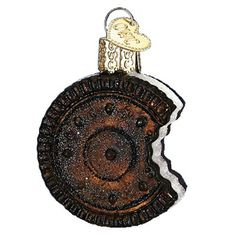 Sandwich Cookie Christmas Ornament 32186 Old World Christmas www.trendytree.com $6.99