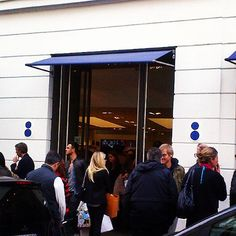 Colette, Rue St Honore, Paris They throw the best fashion week parties here!!! and best goody bags!
