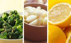 Brokkoli, sitron og hvitløk for å ta vare på vekten og helsen din Broccoli Lemon, Lose Weight, Weight Loss, Nutrition, Cauliflower Recipes, Mashed Potatoes, Macaroni And Cheese, Garlic, Fruit