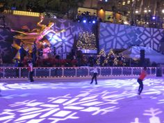 Rockefeller Center Ice