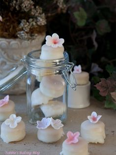 """Petit Fours, The Elegant Way to Say I Love You"""""""