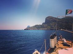 The perfect day to sail #cruise #sea #sun #sicily #travel www.grandtourglobe.com  The perfect day for the perfect GTG cruise.