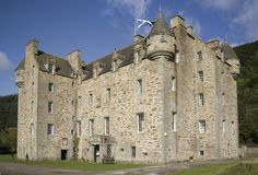 Menzies Castle (Perthshire, SCOTLAND) Emily- this was the home of my 14th great grandfather Sir John Menzies- we have to find this!!!!