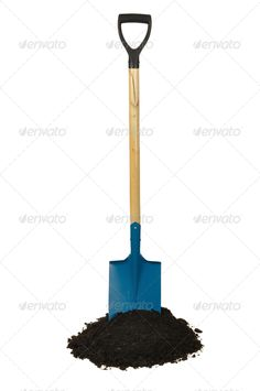Realistic Graphic DOWNLOAD (.ai, .psd) :: http://sourcecodes.pro/pinterest-itmid-1006926232i.html ... Spade ...  background, blue, digging, dirt, earth, garden, gardening, isolated, soil, spade, tool, tools, white  ... Realistic Photo Graphic Print Obejct Business Web Elements Illustration Design Templates ... DOWNLOAD :: http://sourcecodes.pro/pinterest-itmid-1006926232i.html