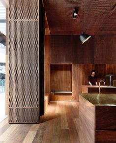Kerstin Thompson Architects: Aesop Emporium