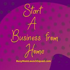Tips to start-up an entrepreneurship so you can work from home and become a Mompreneur. How to start a business from home so you can spend time with your kids and be a successful WAHM, making extra cash!