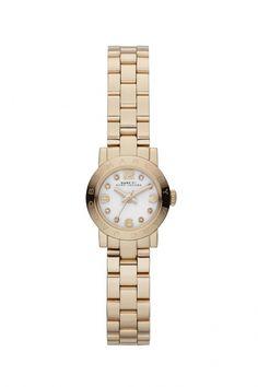 MBM3226 - Marc Jacobs Amy Dinky dames horloge