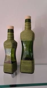 garrafa decorada com barbante - Buscar con Google