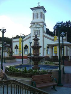 Plaza de Orocovis, P.R.