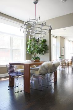 Style Spotting:  Statement Lighting From Our Tours (& Where to Buy It)