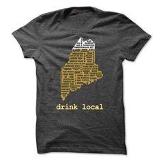MAINE BEER T-Shirts, Hoodies (20$ ==►► Shopping Here!)