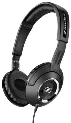 The only Sennheiser headphones with a decent price. :P Totally the first thing I buy once I become an awesome professional sound tech will be a set of Sennheiser headphones.    Sennheiser HD 219 $60.00