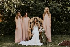 This intimate Palm Springs wedding features modern bohemian décor, two totally fabulous bridal looks, and a late-night hookah lounge. Wedding Goals, Wedding Pics, Chic Wedding, Spring Wedding, Elegant Wedding, Wedding Styles, Dream Wedding, Wedding Ideas, Wedding Bride