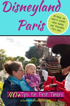 Planning a trip to Europe and considering a day at Disneyland Paris? Being one of the most popular tourist destinations in Europe. Disney fans planning an international trip for Disneyland Paris with (other stuff), this ultimate guide will cover everyone. Disney World Tips And Tricks, Disney Tips, Disney Love, Disney Parks, Walt Disney World, Travel With Kids, Family Travel, Disneyland Paris Rides, Paris Tips
