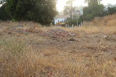 Barriada de Cabreriza. Cualquier sitio vale para dar comienzo a un vertedero incontrolado. 18/09/2013