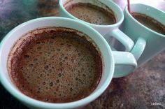 Hot Chocolate with Strawberry John Hay, Baguio, Forest House, Chocolate Strawberries, Ketchup, Stir Fry, Hot Chocolate, Fries, Restaurants