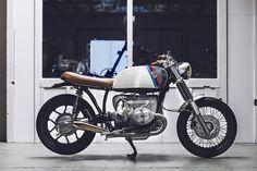 The Gorgeous 'Kalifornia' Bike By Untitled Motorcycles Custom Motorcycle Builders, Motorcycle Design, Custom Headlights, Custom Bmw, Bmw 2, Bike Shed, Led Tail Lights, Custom Boxes, Motorcycles