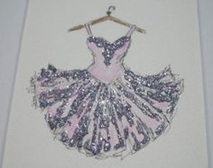 Commission Two for the Show Wedding Fashion by grandhorse on Etsy