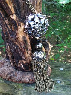Steam punk jewelry by changing moods jewelry