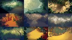 Backgrounds (FTAP) by TastesLikeAnya on deviantART