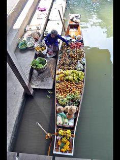 street food to market