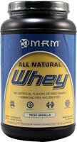 MRM All Natural Whey, Vanilla, 2.03-Pound. All Natural Whey can benefit those with a wide variety of health concerns ranging from the exceptionally healthy athlete, to those trying to support lean muscle mass (i.e., children, teenagers, less active individuals as well as elderly) . Banana Protein Smoothie, Vanilla Whey Protein Powder, Whey Protein Shakes, 100 Whey Protein, Whey Protein Concentrate, Protein Smoothie Recipes, Protein Powder Recipes, Whey Protein Isolate, High Protein