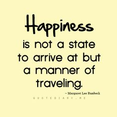 Right. You don't take a trip to get back home; you take the trip to enjoy the ride! #inspirationalquotes