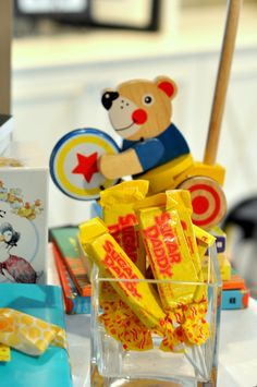 vintage toys & candy    Aesthetic Nest: Party: Golden Books Baby Shower
