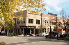 Historic downtown Frankfort, IL, a retail destination on Chicago's southside