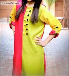 Latest Ladies Dresses Affordable Stylish Kurtas Designs 2013