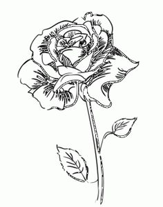 This is a tut on how to draw a rose,so all i have to say is hope u learn something on how to draw to get your mind into a little creativity.Enjoy!!....