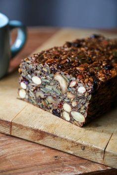 Keto, Lchf, Paleo, Scandinavian Food, Rye Bread, Dried Cranberries, Food Cravings, Food Hacks, Bread Recipes